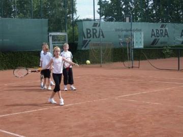 Tennis - VfR Weddel - 2009 - Tennisferiencamp6