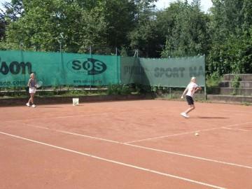 Tennis - VfR Weddel - 2009 - Tennisferiencamp7