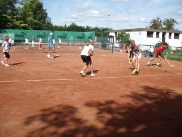 Tennis - VfR Weddel - 2009 - Tennisferiencamp8