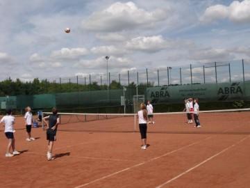 Tennis - VfR Weddel - 2009 - Tennisferiencamp9