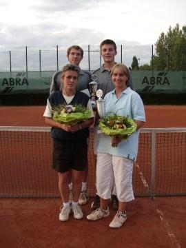 Tennis - VfR Weddel - 2009 - Vereinsmeisterschaft1