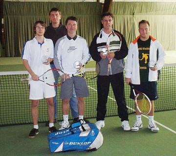 Tennis - VfR Weddel - 2009 - Winterkreismeisterschaft