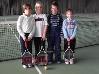 Tennis - VfR Weddel - 2010 - Hallenkreismeisterschaft