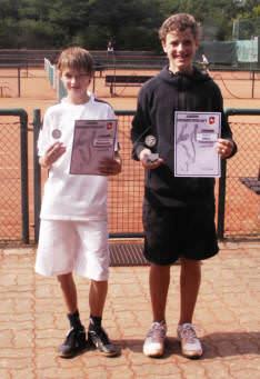 Tennis - VfR Weddel - 2010 - Jugendkreismeisterschaft