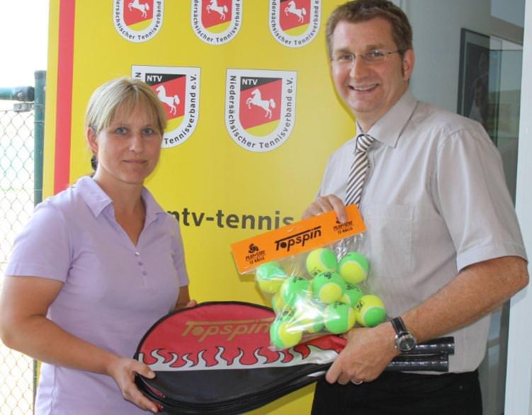 Tennis - VfR Weddel - 2010 - Jugendtag1