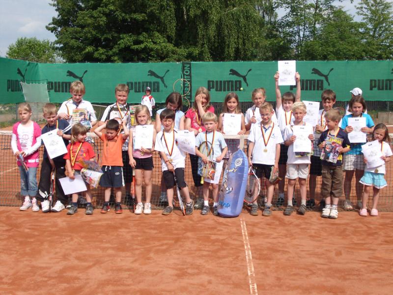 Tennis - VfR Weddel - 2010 - Jugendtag5
