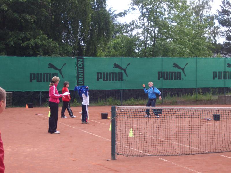 Tennis - VfR Weddel - 2010 - Jugendtag6