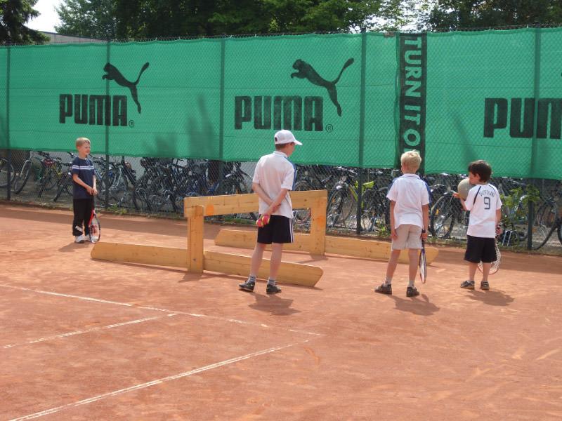 Tennis - VfR Weddel - 2010 - Jugendtag7