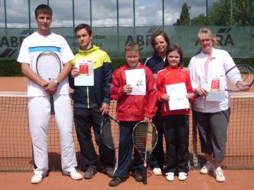 Tennis - VfR Weddel - 2010 - Jugendtag8