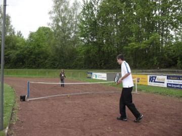 Tennis - VfR Weddel - 2010 - Kinderfest1