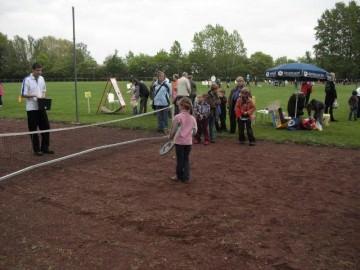 Tennis - VfR Weddel - 2010 - Kinderfest4