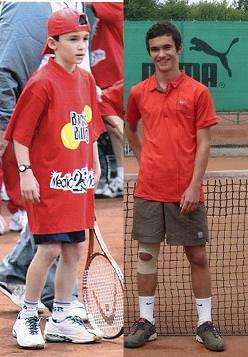 Tennis - VfR Weddel - 2010 - Malte Schaffler