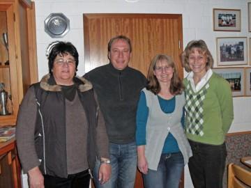 Tennis - VfR Weddel - 2010 - Mitgliederversammlung