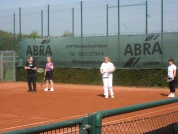 Tennis - VfR Weddel - 2010 - Saisonstart2