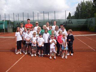 Tennis - VfR Weddel - 2010 - Tenniscamp1