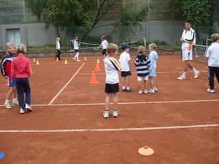 Tennis - VfR Weddel - 2010 - Tenniscamp2