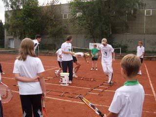 Tennis - VfR Weddel - 2010 - Tenniscamp3