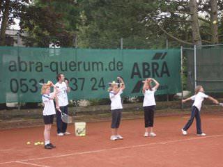 Tennis - VfR Weddel - 2010 - Tenniscamp7