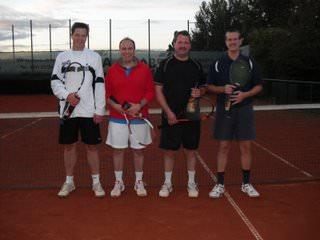 Tennis - VfR Weddel - 2010 - Vereinsmeister2