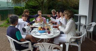 Tennis - VfR Weddel - 2011 - Damen Doppel Spaßturnier1