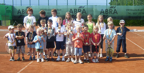 Tennis - VfR Weddel - 2011 - Jugendmeisterschaft1