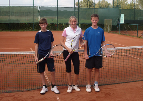 Tennis - VfR Weddel - 2011 - Regionalmeisterschaft