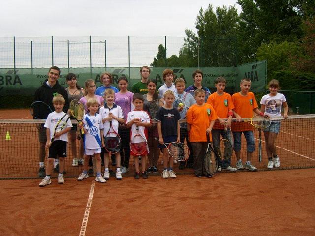 Tennis - VfR Weddel - 2011 - Tenniscamp1