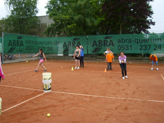 Tennis - VfR Weddel - 2011 - Tenniscamp2