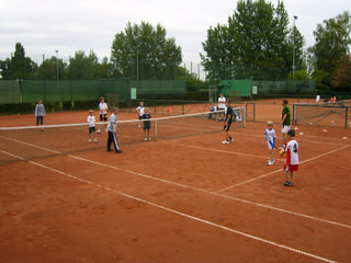 Tennis - VfR Weddel - 2011 - Tenniscamp3