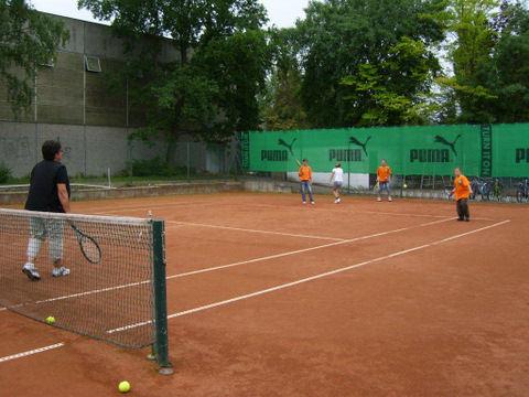 Tennis - VfR Weddel - 2011 - Tenniscamp4