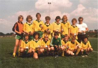 VfR Weddel - 100 Jahre - Jubiläum - Fußball 1980