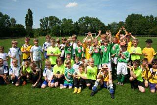 VfR Weddel - 100 Jahre - Jubiläum - Fußball-F-Jugend1