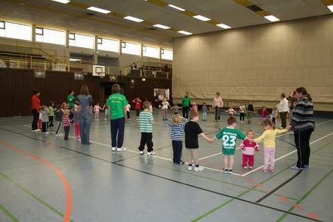 VfR Weddel - 100 Jahre - Jubiläum - Kinderturnen_3