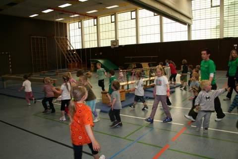 VfR Weddel - 100 Jahre - Jubiläum - Kinderturnen_5