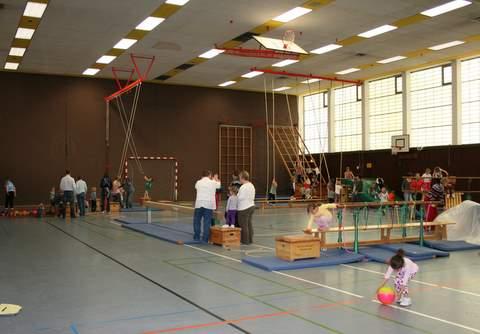 VfR Weddel - 100 Jahre - Jubiläum - Kinderturnen_7