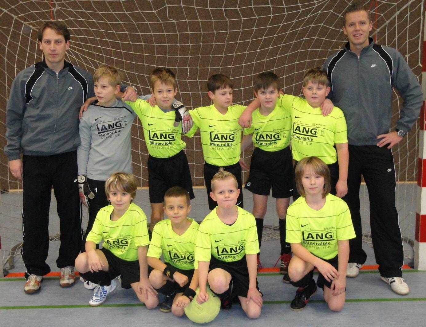VfR Weddel - Fußball - - 2011 - E-Jugend_1