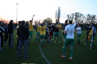 VfR Weddel - Fußball - 2012 - Herren_1