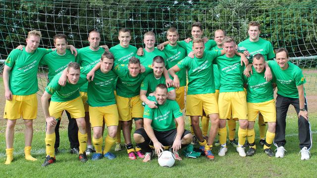 VfR Weddel - Fußball - 2013 - Herren_1