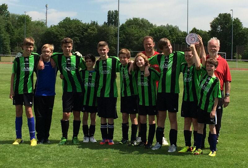 VfR Weddel - Fußball - - 2014 - D-Jugend_1