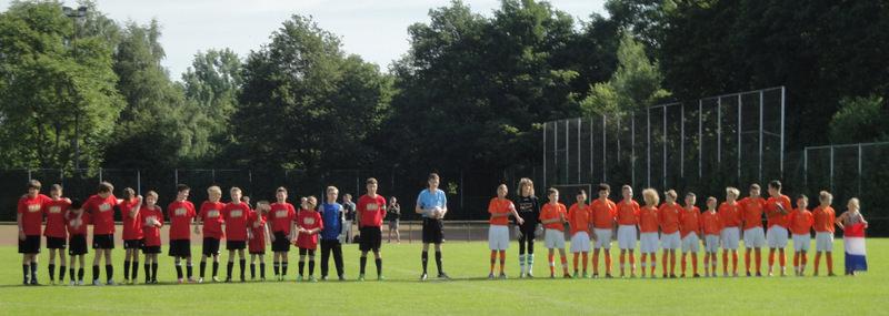 VfR Weddel - Fußball - - 2014 - D-Jugend_2