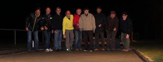 VfR Weddel - Boule im Dunkeln - Gruppe 2
