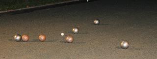 VfR Weddel - Boule im Dunkeln3