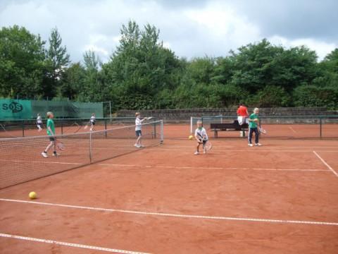 MGV Tennis 2016 - Kids on Court