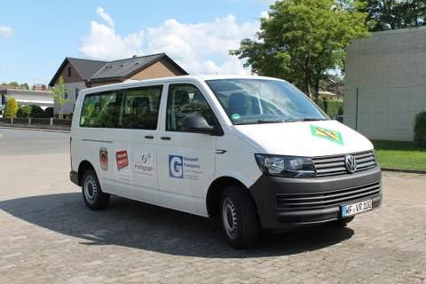 VfR Weddel - neuer Vereinsbus 2