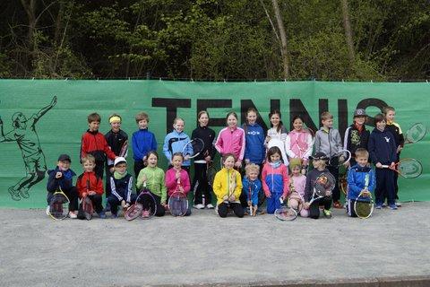 VfR Weddel - Tennis - Kids on Court 2016