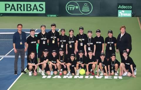6.3.2016 , Tennis Davis Cup   , FOTO: Florian Petrow :Deutschland-Tschechien:Alexander Zverev - Lukas Rossol: