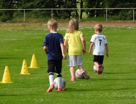 VfR Weddel - Fußball - G-Jugend Schnuppertag 3