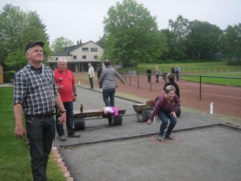 VfR Weddel -Boule- Freundschaftstreffen mit Destedt 5-16 053
