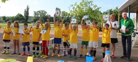 VfR Weddel - Fußball - F-Jugend - Kreismeister 2016_1