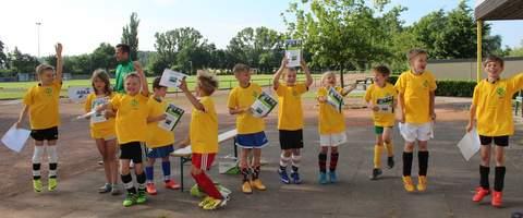 VfR Weddel - Fußball - F-Jugend - Kreismeister 2016_2
